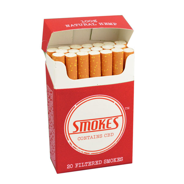Smokes Hemp Cigarettes | Original | Wholesale